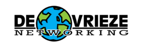 de vrieze networking logo